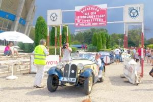Класик рали Варненски автомобилен събор